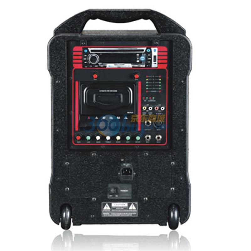 车载充电式音箱 婚庆音箱 移动跳舞手拉有源音箱 数码