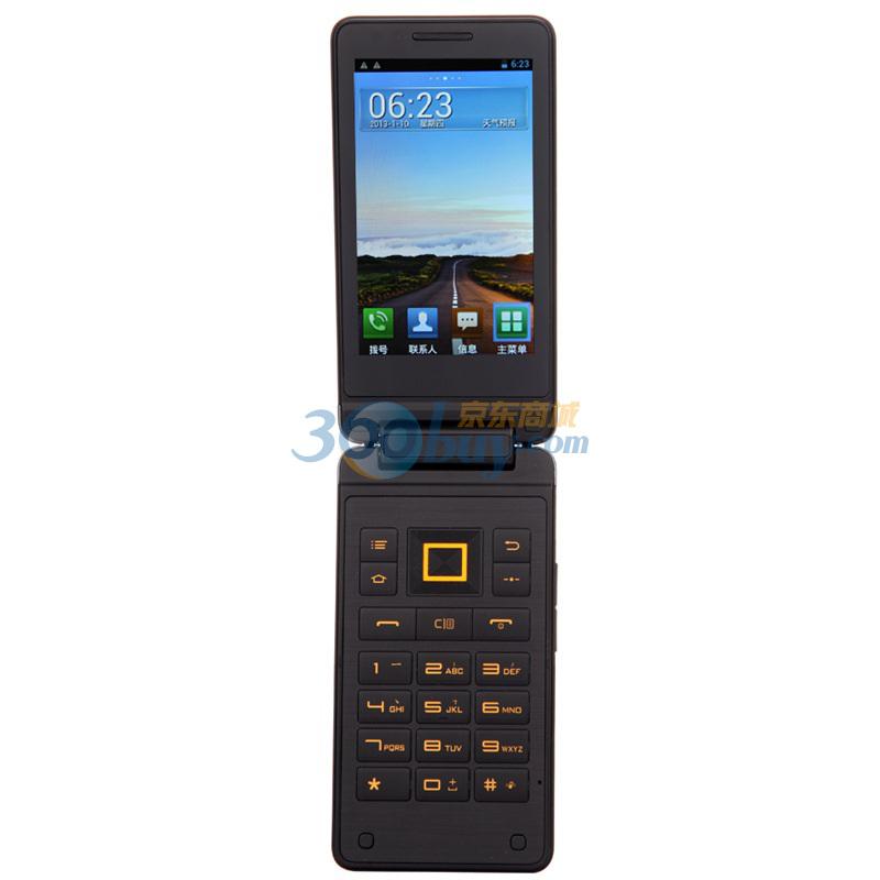 金立gn600 gsm手机(典雅黑)双卡双待