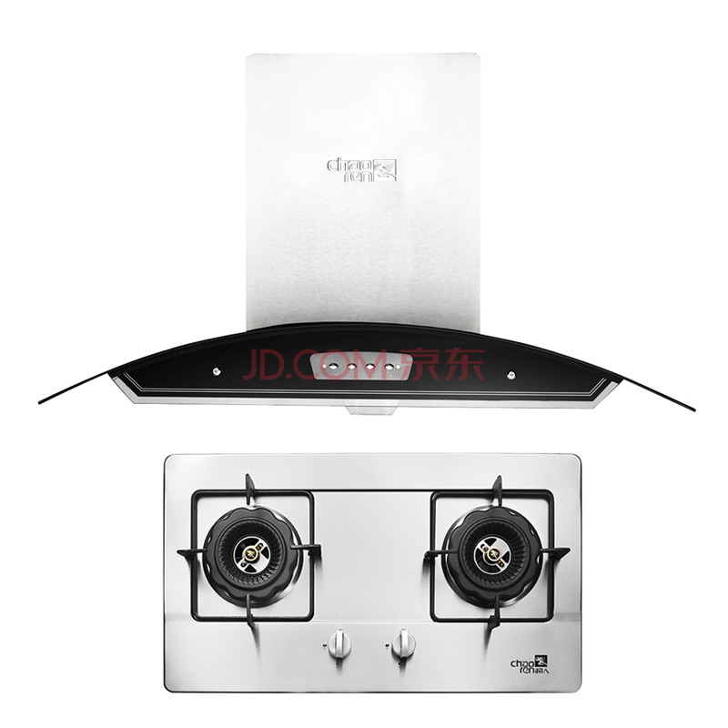 吸油烟机 吸油烟机,又称抽油烟机,是一种净化厨房环境的厨房电器。它安装在厨房健康节能吸油烟机炉灶上方,能将炉灶燃烧的废物和烹饪过程中产生的对人体有害的油烟迅速抽走,排出室外,减少污染,净化空气,并有防毒、防爆的安全保障作用。 燃气灶 燃气灶,又叫炉盘,是以液化石油气、人工煤气、天然气等气体燃料进行直火加热的厨房用具。