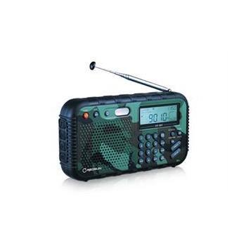 乐信rp007 超强三防多功能军用收音机怎么样?