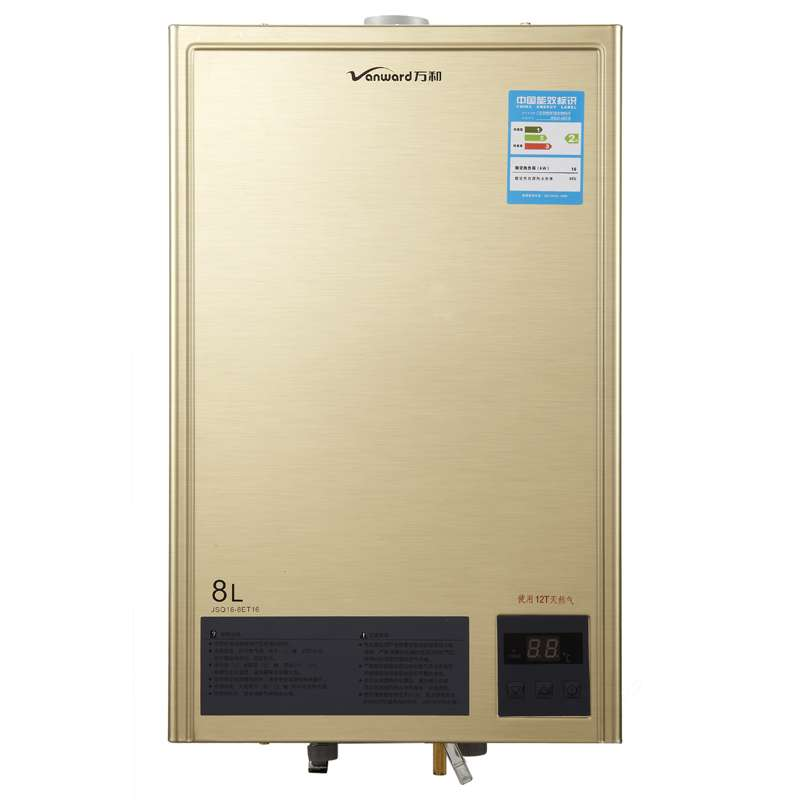 万和燃气热水器jsq16-8et1图片