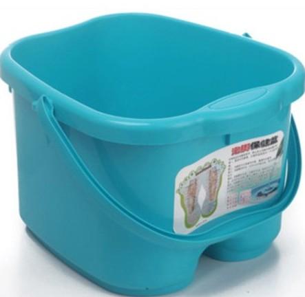 滚轮足浴桶塑料足浴桶洗脚盆洗脚