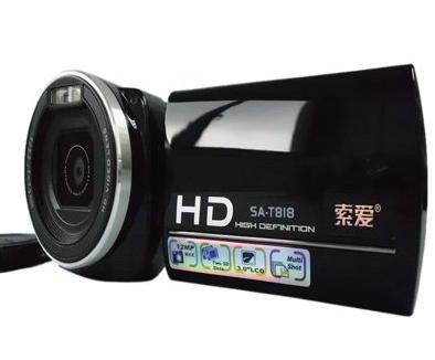 索爱sa-t818 数码摄像机