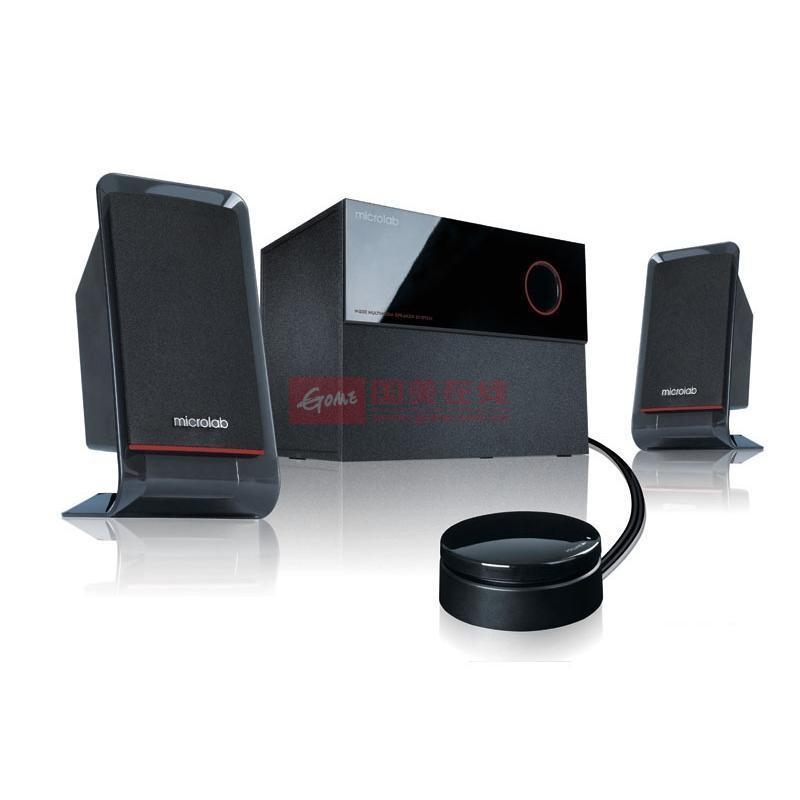 麦博(microlab)m200高品质有源音箱(十周年纪念版)【国美自营 品质