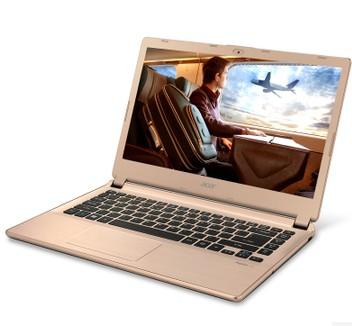 宏碁(acer)v5-473g-54204g50a 14寸笔记本电脑超薄(金色)怎么样?