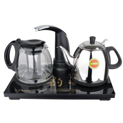 心好a25 三合一自动上抽水 电热水壶 烧水器抽水器加水器 电茶具