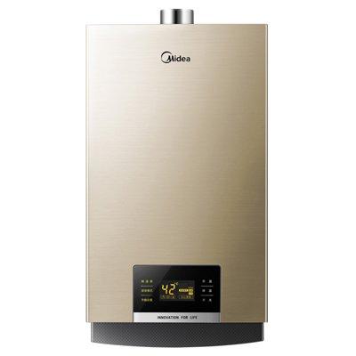 美的燃气热水器jsq22-12hg5