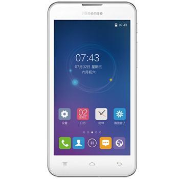 海信nana e260t  电信3g手机 (品质白) cdma2000/gsm 双网双待怎么样?
