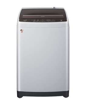 海尔(haier) xqb80-z12588 关爱 8公斤波轮自编程全自动洗衣机