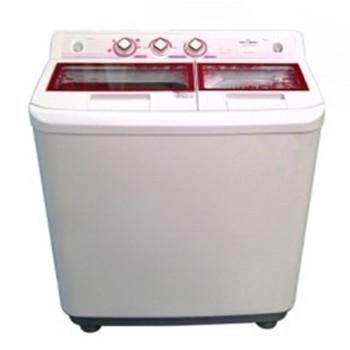 5公斤双桶洗衣机(灰色)怎么样