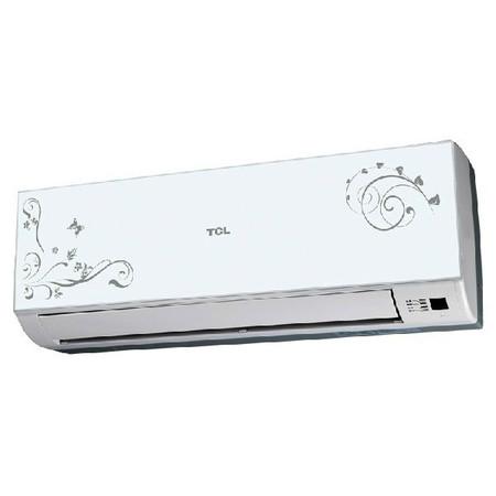 tcl kfrd-26gw/cq12bp 挂机 冷暖 二级能效 钛金 大1匹 变频空调