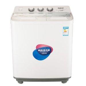 5公斤大容量半自动双缸洗衣机