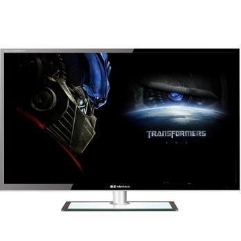 42英寸铝合金窄边框节能led电视机