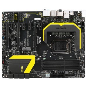 微星(msi) z87 mpower sp主板 (intel z87/lga 1150)