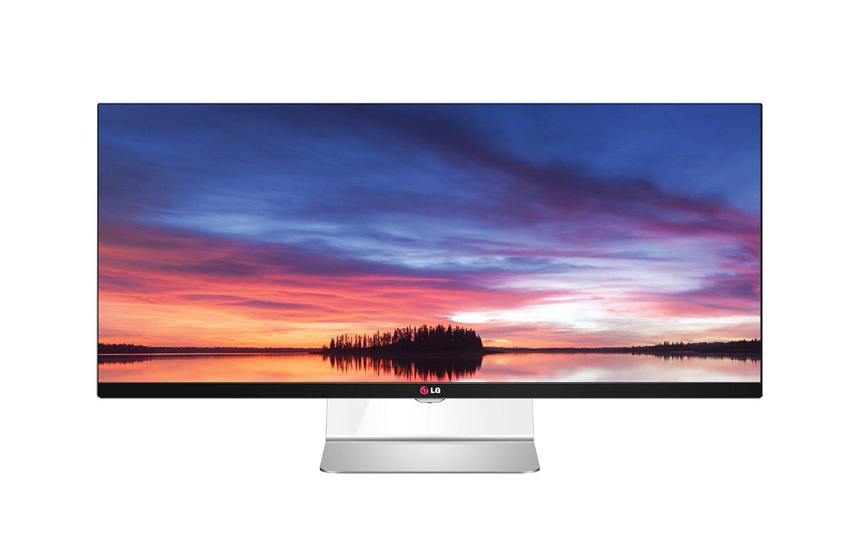 屏幕尺寸 屏幕尺寸是指液晶显示器屏幕对角线的长度,单位为英寸。目前主流产品的屏幕尺寸主要以24英寸和27英寸为主。 屏幕分辨率 是指在屏幕的横向与竖向上划分了多少个像素点的乘比,由于屏幕比例不同和显卡输出不同,分辨率也所有不同,常见的有1920*1080、1366*768等,高分辨率也在普及如3840*2160等。 屏幕比例 指屏幕画面纵向和横向的比例,屏幕宽高比可以用两个整数的比来表示,宽屏为16:9和16:10,21:9的超宽屏分辨率都在2K以上。 IPS面板 IPS面板最大的特点就是它的两极都在同一