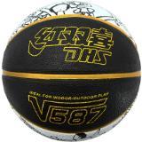 红双喜(DHS) FB700-4a 7号 室内外通用篮球 橡胶