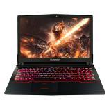 神舟(HASEE)战神Z7M-KP7SC GTX1050Ti 4G 15.6英寸游戏笔记本电脑(I7-8750H 8G 1T+256G SSD 1080P)IPS