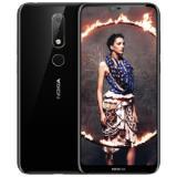 诺基亚(NOKIA) 诺基亚X6 6GB+64GB  5.8英寸 全网通4G手机 全面屏双摄 双卡双待
