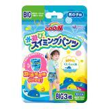 大王(GOO.N) 男用 游泳裤系列 短裤式纸尿裤 XL3片 一包