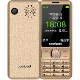 酷派(Coolpad)S688  移动联通双卡双待老人手机功能机