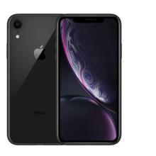 苹果 Apple iPhone XR 256GB 黑色 6.1英寸 全网通4G手机 双卡双待