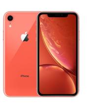 苹果 Apple iPhone XR 64GB 珊瑚色 6.1英寸 全网通4G手机 双卡双待