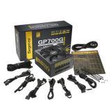鑫谷(Segotep) GP700G黑金 额定600W 台式机电源