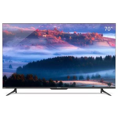 夏普(SHARP) 70D6UA 70英寸 4K超高清 智能液晶电视的图片