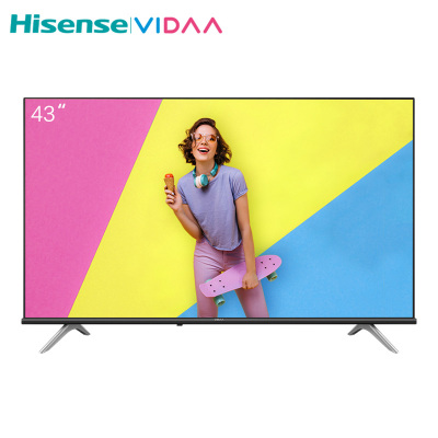海信(Hisense) 43V1F 43英寸 全高清 智能网络液晶电视的图片