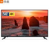 小米电视4C L50M5-AD 50英寸 4K超高清HDR 语音遥控 人工智能语音平板电视