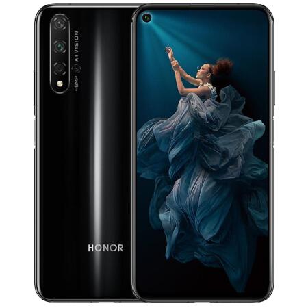 荣耀(honor) 荣耀20 8GB+256GB 全网通全面屏4G手机