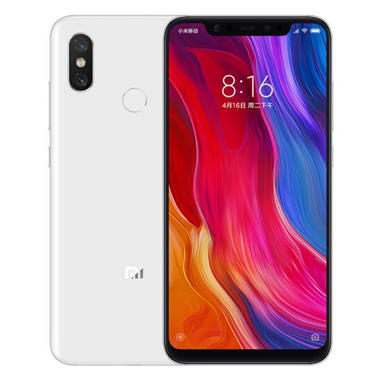Xiaomi/小米 小米8 6GB 128GB 6.21英寸 全网通4G手机 全面屏双摄 双卡双待