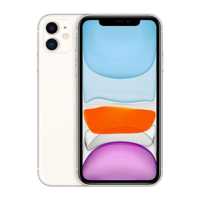 苹果(Apple) iPhone 11 128G 白色 全网通4G手机
