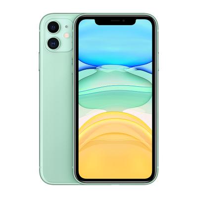 苹果(Apple) iPhone 11 128G 绿色 全网通4G手机