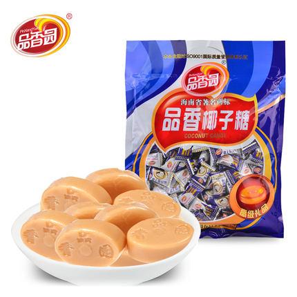 海南特产 品香园 椰子糖 500g